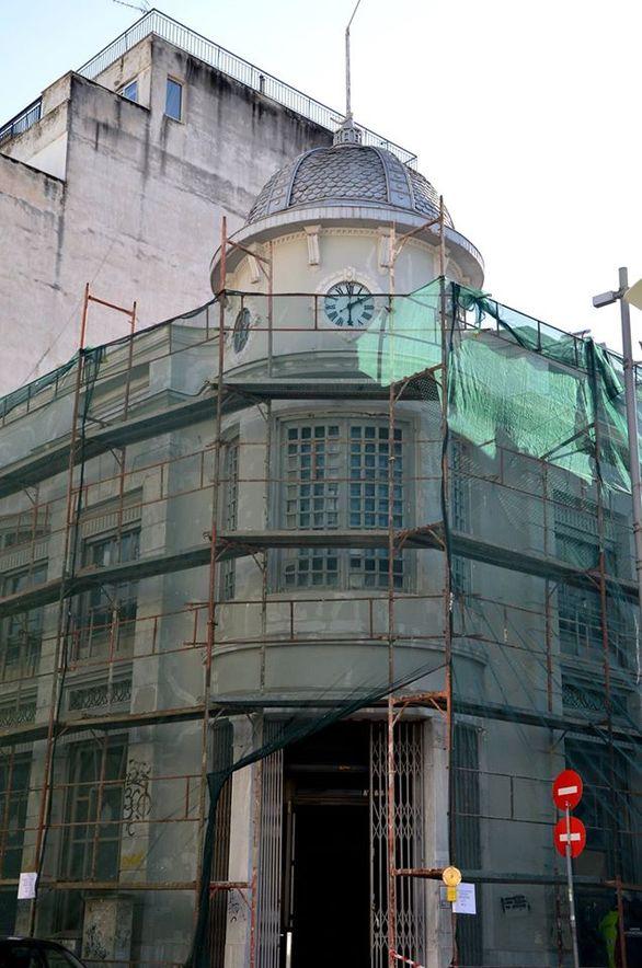 Πάτρα: Η θρυλική «Αρένα» μετατρέπεται σε «Holmes Place» - Δείτε φωτογραφίες