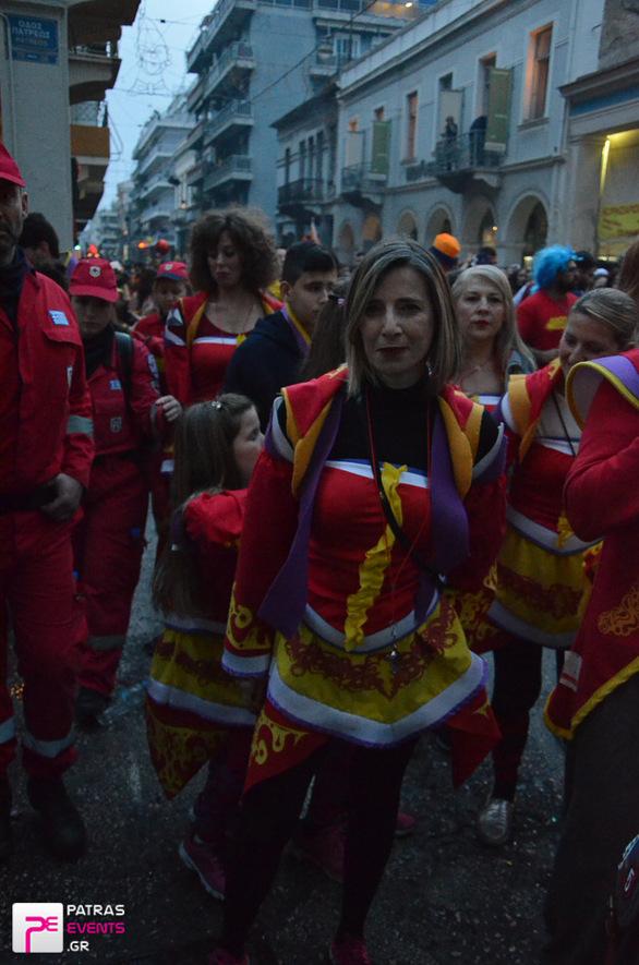 Group 14: League of Carnival  - Μεγάλη παρέλαση 26-02-17 Part 2