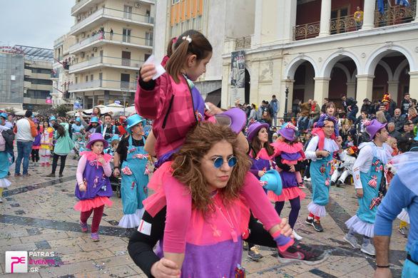 Group 107: ΜΑΣ ΕΠΙΑΣΕ ΛΙΓΟΥΡΑ  - Μεγάλη παρέλαση 26-02-17