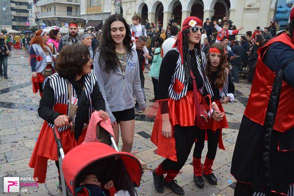 Group 188: ΟΙ ΚΟΥΡΣΑΡΟΙ ΤΗΣ ΧΑΛΑΪΝΔΡΙΚΗΣ  - Μεγάλη παρέλαση 26-02-17