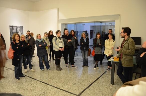 Πάτρα: Με επιτυχία πραγματοποιήθηκε η πρώτη ανοικτή ξενάγηση του κοινού στα έργα του Μέμου Μακρή!
