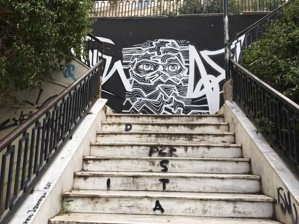 Το νέο mural της Πάτρας!
