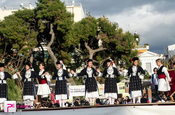 Παγκόσμια Ημέρα Χορού - Αυτή είναι η σειρά παρέλασης των συγκροτημάτων