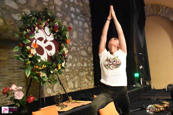 Spring Yoga Festival στην Αίθουσα Αίγλη 29-04-17 Part 1/2