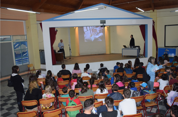 Περισσότεροι από 900 μαθητές συμμετείχαν στο 7o Φεστιβάλ ψηφιακής δημιουργίας Πάτρας!