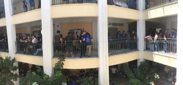 Πάτρα: Στις κάλπες σήμερα οι φοιτητές (pics)