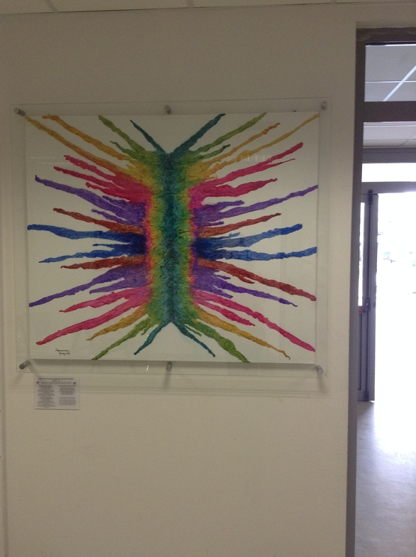 """Η ομάδα που δημιούργησε στους τοίχους του """"νέου"""" Γενικού Νοσοκομείου της Πάτρας! (φωτο)"""