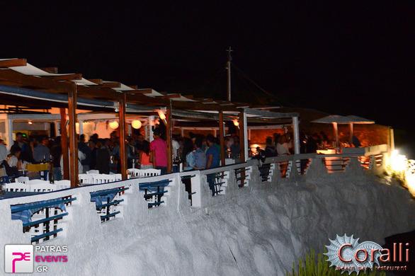 Koralli - Beach bar κτισμένο σε βράχο με απίστευτη θέα!