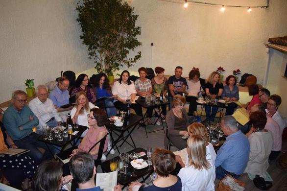 Πάτρα - Πραγματοποιήθηκε η βραδιά ψυχαγωγίας με κοινωνικό πρόσημο από την ΚοινοΤοπία (pics)