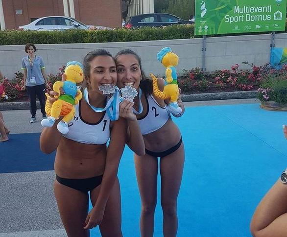 Η Πατρινή, Μαριώτα Αγγελοπούλου πήρε το αργυρό μετάλλιο στο Σαν Μαρίνο! (pics)