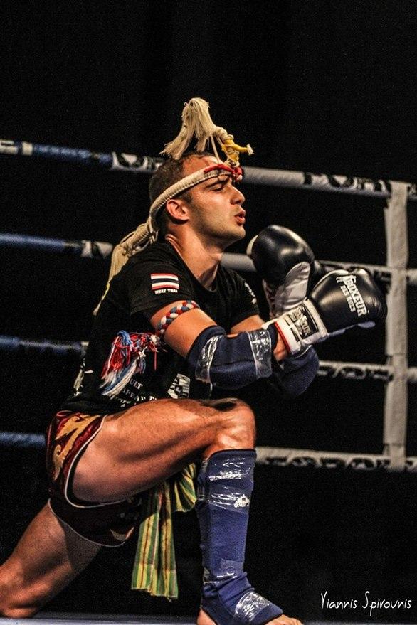 Ο Πατρινός Δήμος Ασημακόπουλος παίρνει μέρος στο Mad Dog Muay Thai Tournament!