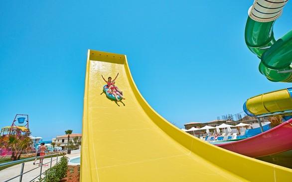 Αποτέλεσμα εικόνας για Το νέο Aqua Park της Grecotel ανοίγει στην Κυλλήνη, στο συγκρότημα Riviera Olympia Resort