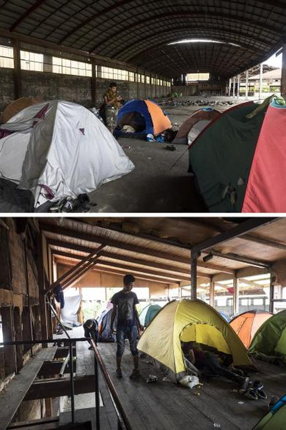Πάτρα: Ο καθημερινός αγώνας των προσφύγων για την επιβίωση τους! (pics)