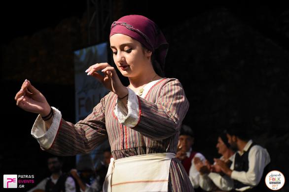 Lepanto Folk Festival Nafpaktos 01-07-17 Part 3/3