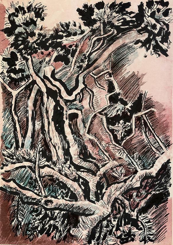 """""""Η καλλιτεχνική, παραγωγή της γενιάς του '30"""" στην Δημοτική Πινακοθήκη Πατρών!"""