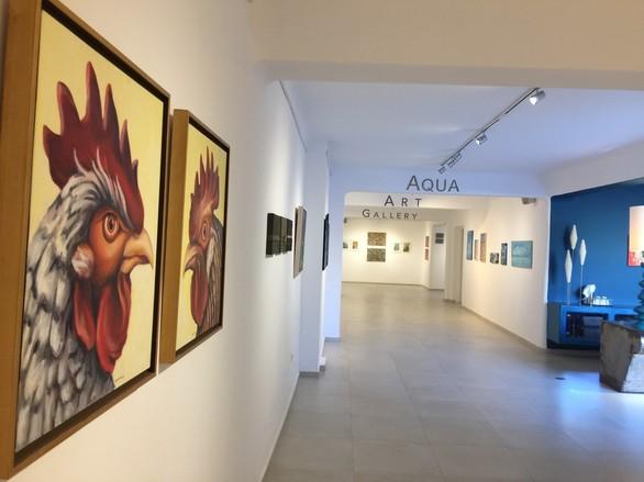 Η Aqua Gallery παρουσιάζει την τρίτη έκθεση του #Rest@rt (pics)