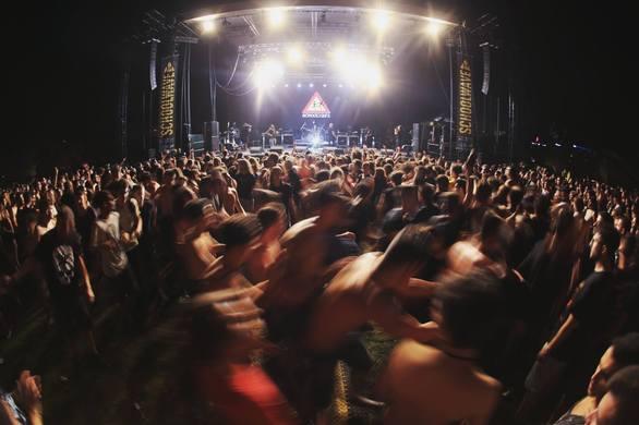 Εμπειρία ζωής το Schoolwave Festival -  Γέμισε από κόσμο το πάρκο «Σ. Νιάρχος» (pics)
