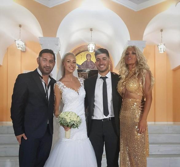 Δείτε video - Γάμος σε... απόγνωση στο Ρίο! Νύφη, γαμπρός και Βελισσάρης κατέληξαν με τα ρούχα στην πισίνα!
