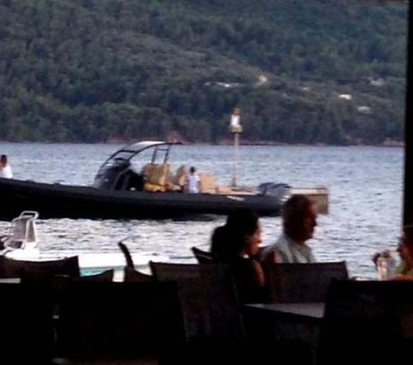 """Δυτική Ελλάδα: """"Περατζάδα"""" με το σκάφος για Μενεγάκη - Παντζόπουλο (pic)"""
