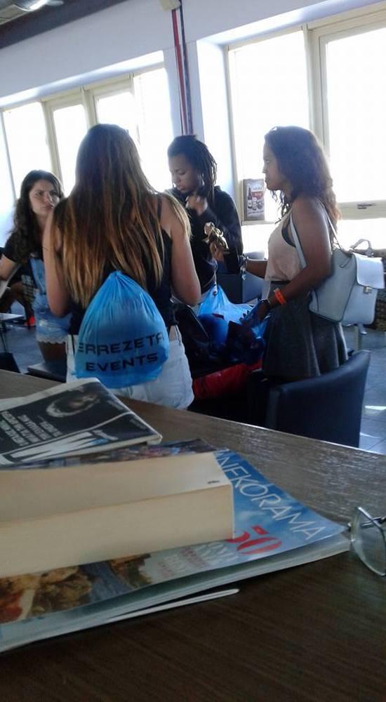Τουρίστες φτάνουν με group στο λιμάνι της Πάτρας! (φωτο)