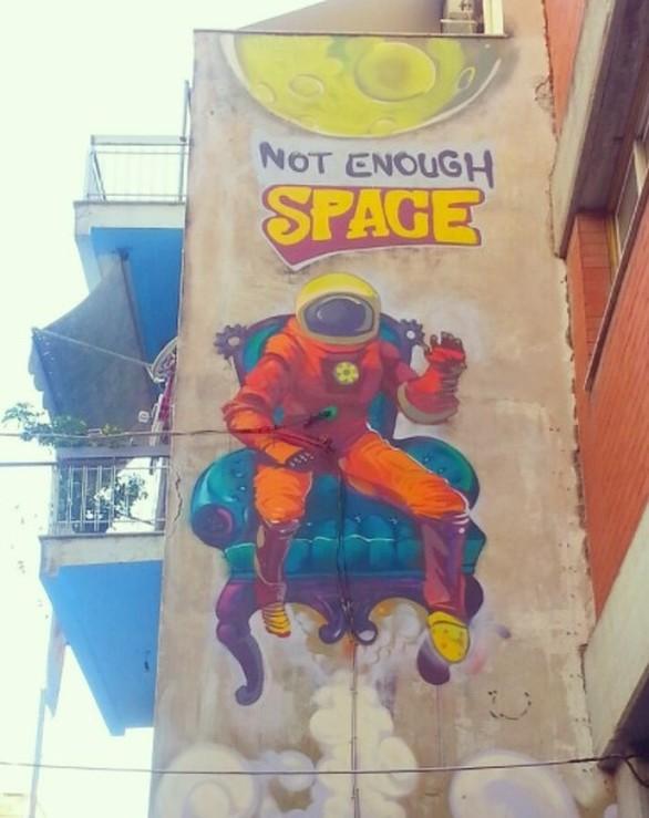 Street art στην Πάτρα!