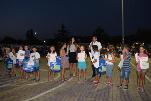 1000 Πατρινόπουλα φιλοξενήθηκαν στην παιδική κατασκήνωση του Δήμου Πατρέων! (φωτο)