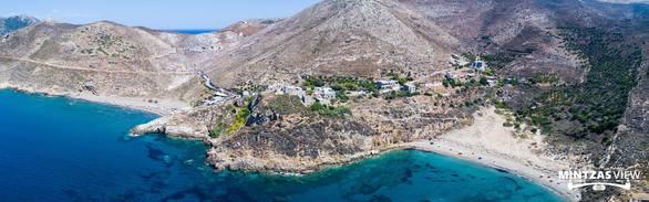 Μαρμάρι - Μια αμμουδιά της Πελοποννήσου, κρυμμένη ανάμεσα σε γυμνούς λόφους (φωτο)