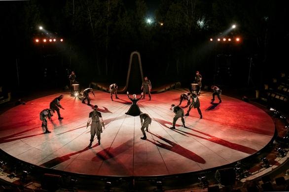 Η τραγωδία του Αισχύλου, «Πέρσες» στο αρχαίο θέατρο Δίου!