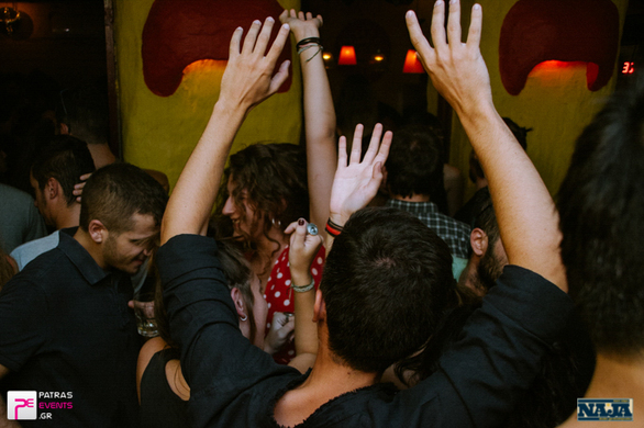 Ξέρω τι έκανες το βράδυ της Πέμπτης - Opening στις σκάλες της Γεροκωστοπούλου!
