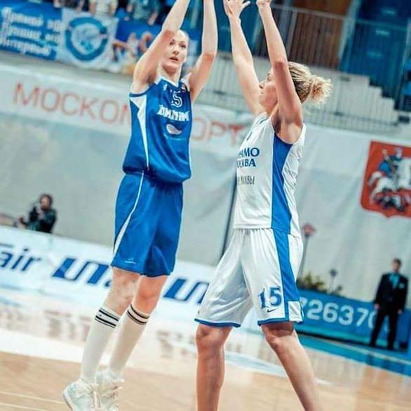 Ekaterina Lisina - Η πανύψηλη Ρωσίδα που εντυπωσιάζει (φωτο+video)