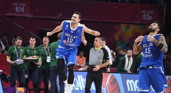 Eurobasket 2017: Εθνική... παλίρροια κόντρα στην Λιθουανία - Μια απέραντη κερκίδα η Πάτρα!