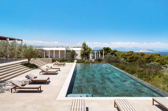 Πελοπόννησος: Αυτή είναι η ξενοδοχειακή μονάδα που ψηφίστηκε ως η 4η καλύτερη στην Ευρώπη!