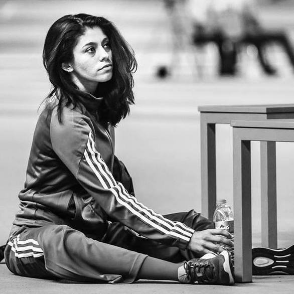 Πάτρα: Η πρωταθλήτρια της ΠΓΕ Κατερίνα Κυριακοπούλου, ξεκίνησε προπονήσεις!