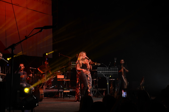 Πάτρα: Η συναυλία της Μποφίλιου και όσα έγιναν την 2η μέρα του 43ου Φεστιβάλ ΚΝΕ Οδηγητή! (φωτο)