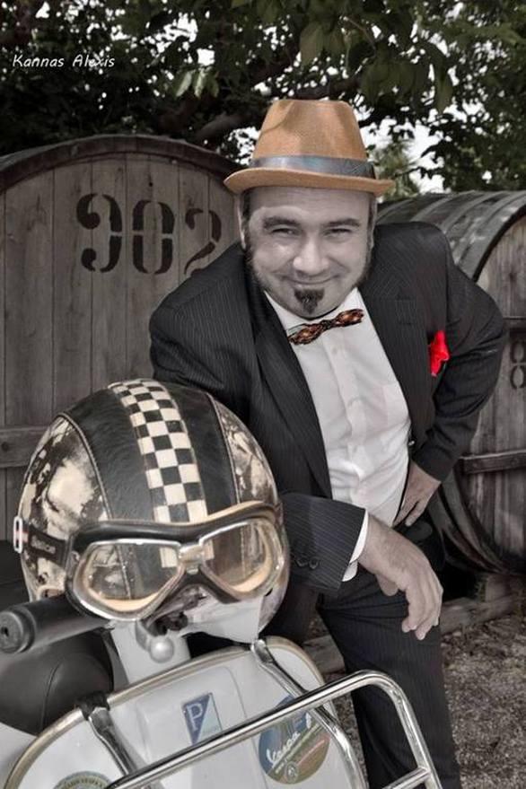 Επιστρέφει το Distinguished Gentleman's Ride 2017 στην Πάτρα!