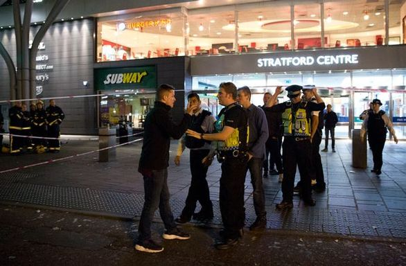 Ψέκασαν τοξική ουσία στον σταθμό του μετρό στο Λονδίνο