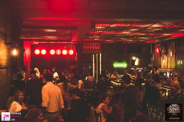 Σάββατο βράδυ σε ένα vintage, εναλλακτικό, με cool μουσικές BbKing!