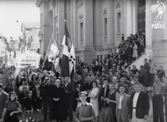 Σαν Σήμερα: Η Απελευθέρωση της Πάτρας από τους Γερμανούς το 1944 (φωτο+video)