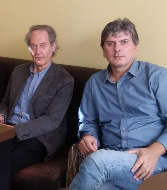 Franco Murer, Nίκος Καλατζής