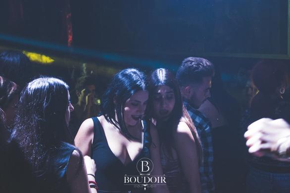 H νύχτα που το Boudoir έγινε... Vegas!