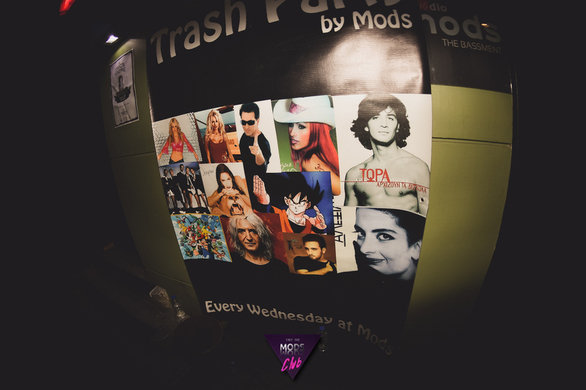 "Double Trash Party στο Mods και η ""καταστροφή"" γίνεται διπλή!"