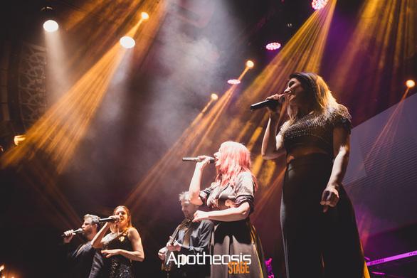 Live at Apotheosis 10-11-17