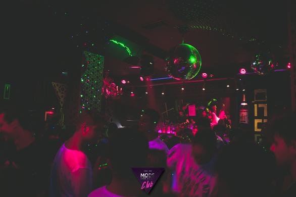 Το clubbing δεν είναι εύκολο εκτός και αν είσαι στο Mods