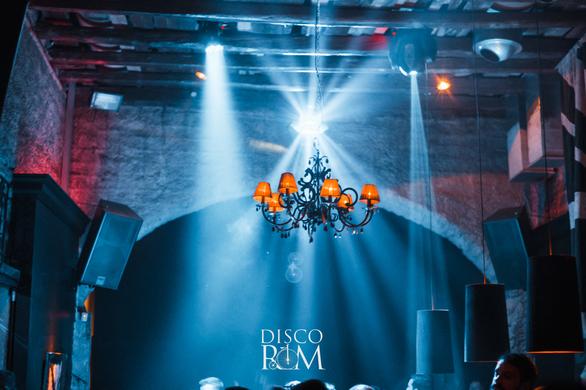 Saturday Night at Disco Room 18-11-17