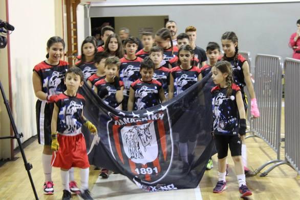 """Με επιτυχία και κόσμο το """"9ο School Gala Boxing"""" της Παναχαϊκής, στην Πάτρα (pics)"""