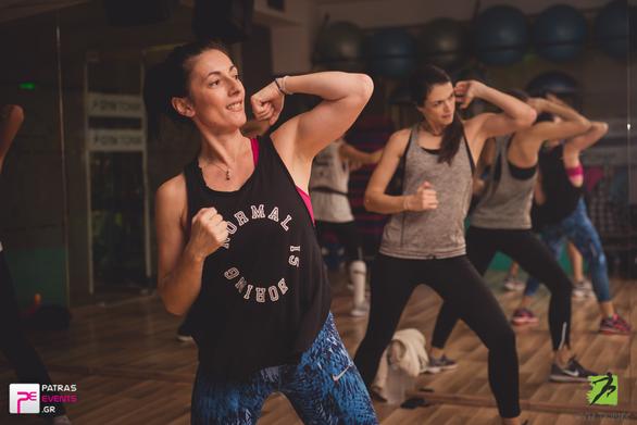 Το Gym Tonik συμμετείχε στο μεγαλύτερο fitness event του κόσμου που έγινε για καλό σκοπό!