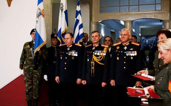 Απονεμήθηκε μετάλλιο σε βετεράνο πολέμου ετών 103! (φωτο)