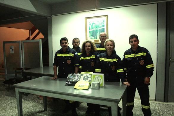 Δυτική Ελλάδα: Σημαντική προσφορά από την Ολυμπία Οδό στην Εθελοντική Ομάδα Πυρόσβεσης Διάσωσης (pics)