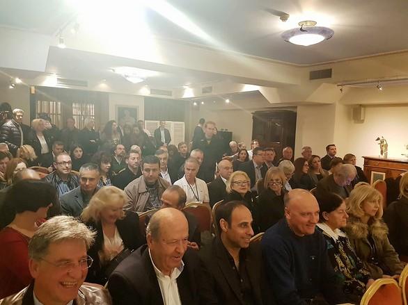 Ο Πάνος Σόμπολος παρουσίασε το νέο του βιβλίο στην Πάτρα (φωτο & βίντεο)