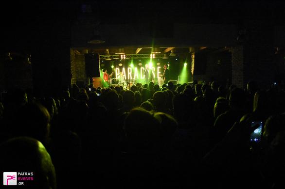 Oι Paradise με Sivert Høyem live στην Αίγλη 24-11-17